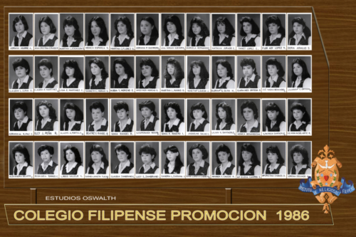 Filipense 1986