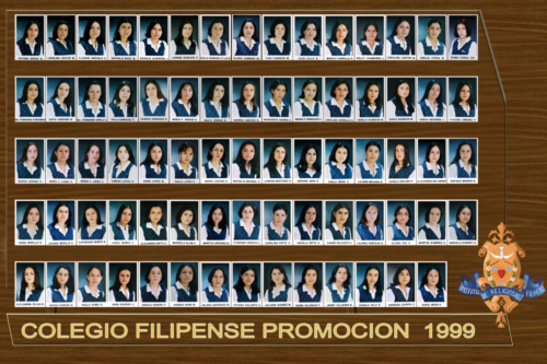 Filipense 1999