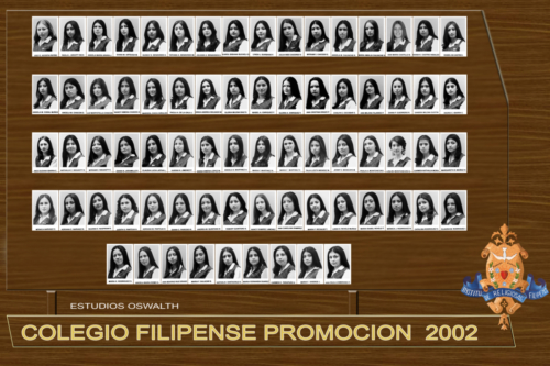 Filipense 2002