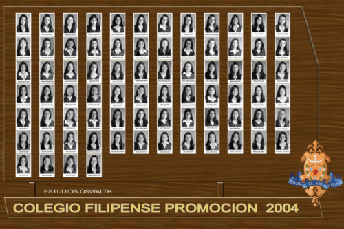 Filipense 2004