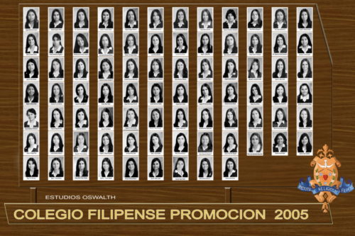 Filipense 2005