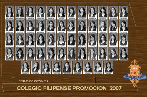 Filipense 2007