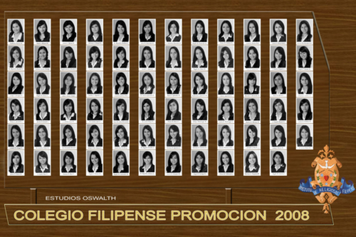 Filipense 2008