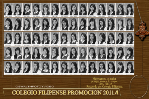 Filipense 2011 A