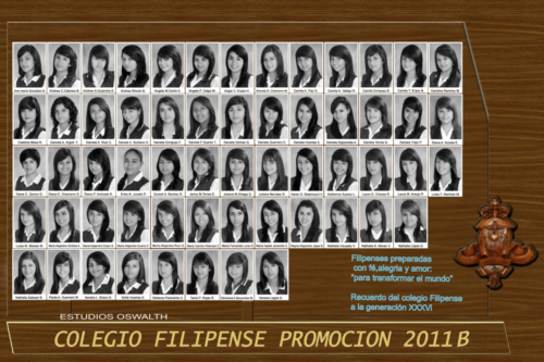 Filipense 2011 B